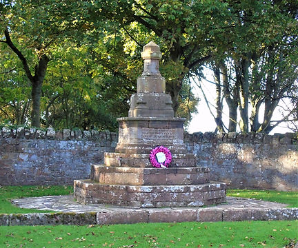 Whittingehame War Memorial East Lothian