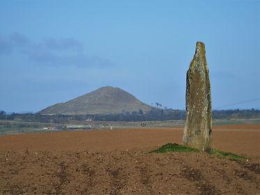 Pencraig Standing Stone East Linton East Lothian
