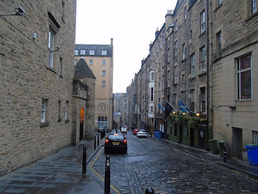Niddry Street High Street Edinburgh