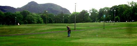 Bruntsfield Free Golf Links Edinburgh