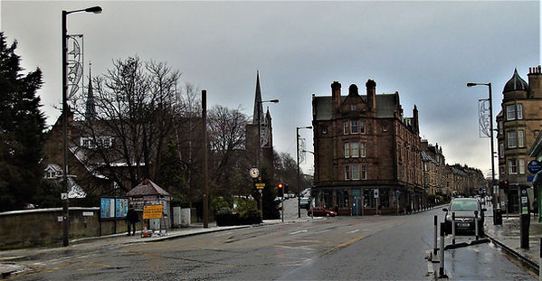 Morningside Attractions  Edinburgh