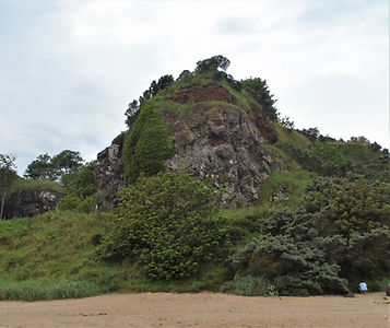 St Baldred's Cave Seacliff  East Lothian