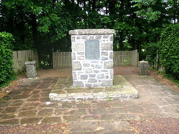 Grants Brae Memorial Stone Bolton East Lothian