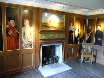 Mary Queen of Scots House Interior Jedbu