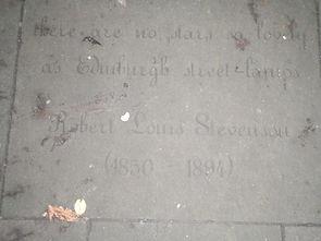 Makar Robert Luois Stevenson Makars Court
