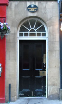 William McGonagall 5 South College Street Edinburgh
