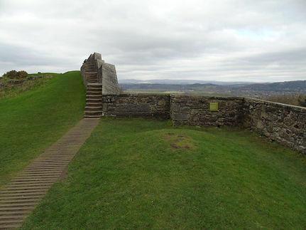 Stirling Castle Postern Gate.