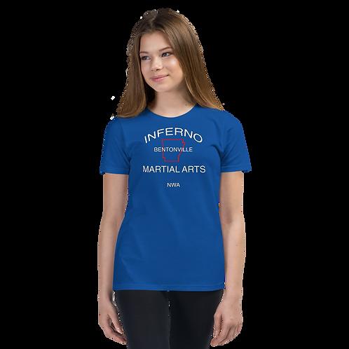 Bentonville City Shirt Youth Short Sleeve T-Shirt