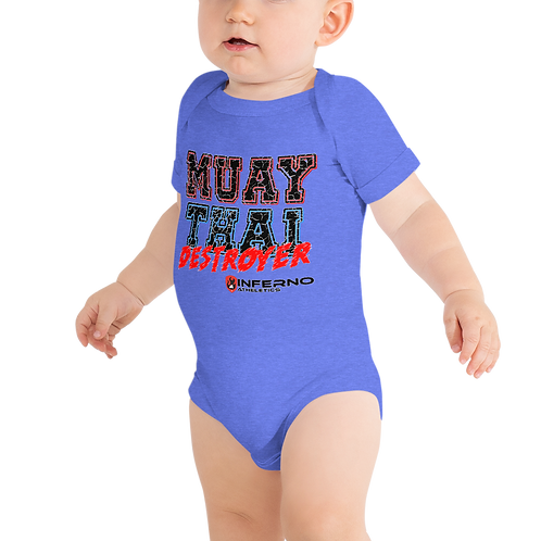 Muay Thai Destroyer Onesie