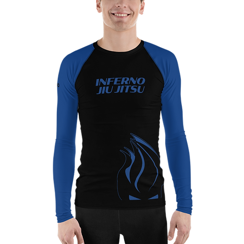 Rash Guard Blue Belt 2.0