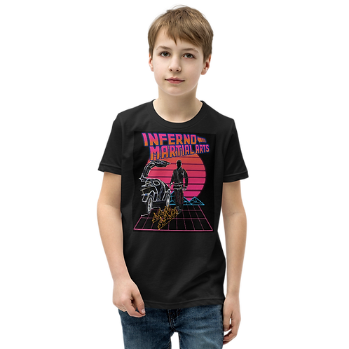 Back to the Future Youth Short Sleeve T-Shirt