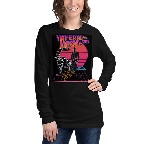 Back to the Future Unisex Long Sleeve Tee