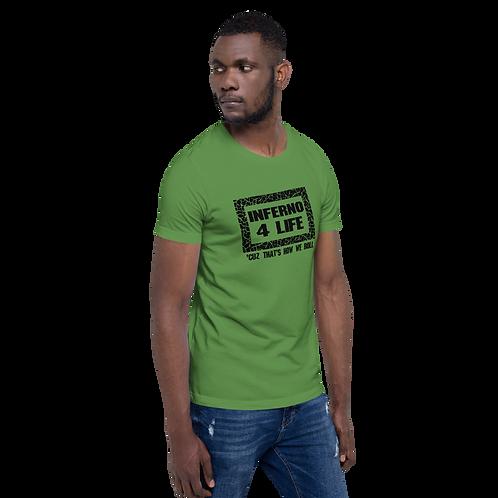 Inferno4Life Short-Sleeve Unisex T-Shirt