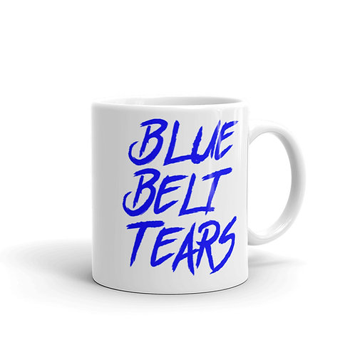 Blue Belt Tears