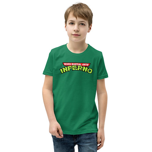 Inferno Turtle Shirt Kids Sizes