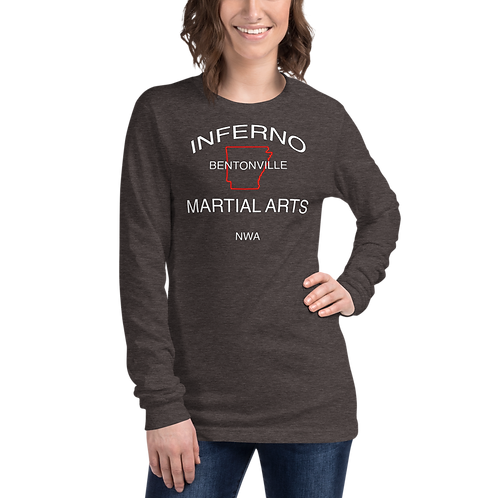 Bentonville City Shirt Unisex Long Sleeve Tee