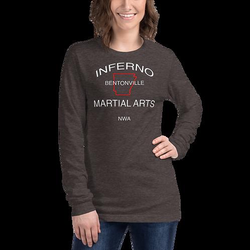Bentonville City Shirt Unisex Long Sleeve Tee