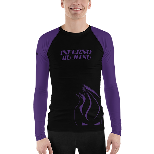 Rash Guard Purple Belt 2.0
