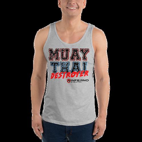 Muay Thai Destroyer Tank Top