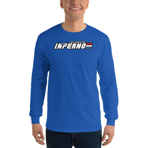 GI Joe Men's Long Sleeve Shirt