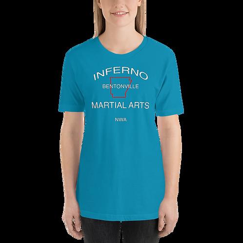 Bentonville City Shirt Short-Sleeve Unisex T-Shirt