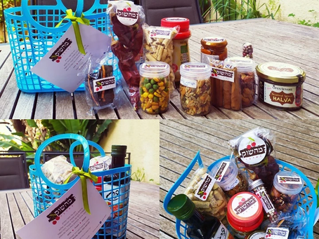 Love from the Shuk: Market Goodies by Delivery