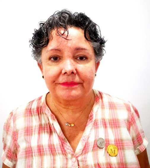 QFB. Gloria Castañeda