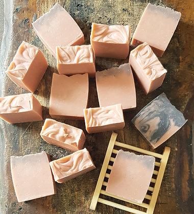 סבון שיאה קוקוס וחימר אוסטרלי 100% טבעי של לימא ארומתרפיה