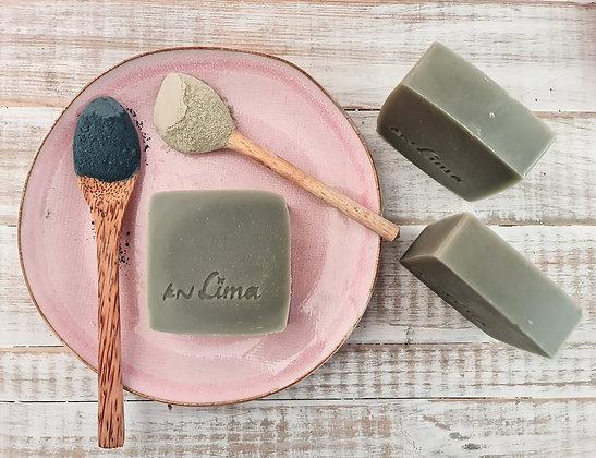 סבון רחצה המפ שמן זית חמאת שיאה בניחוח קוקוס עדין ונעים