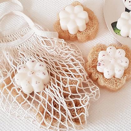 סבון קוקוס ולבנדר 100% טבעי לשטיפת כלים פירות ירקות וכביסה ביד של לימא ארומתרפיה