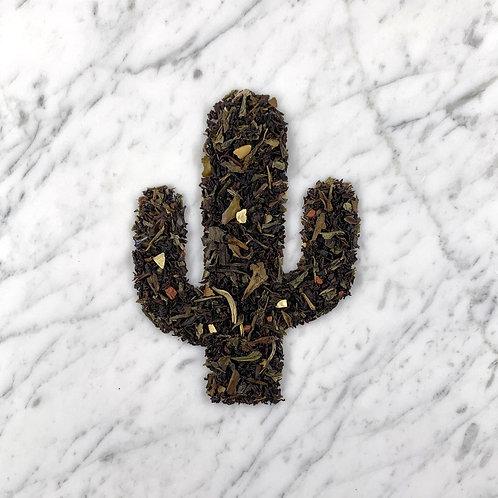 Phoenix Rising - Ceylon Black and Green Teas, Roasted Almonds