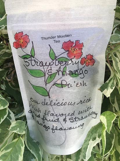 Strawberry Mango Pu'erh