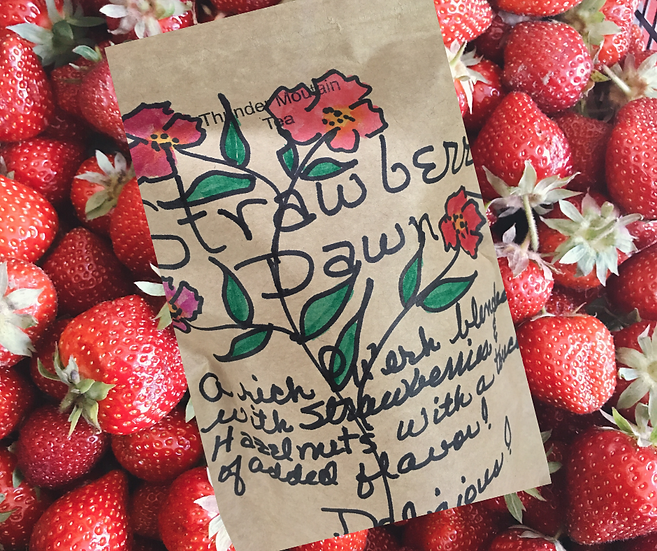 Strawberry Dawn (Pu'erh)