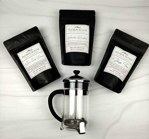 Tea Trio Gift Set ($51 value)