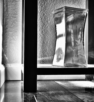 Glass Vase Light Study. 2014