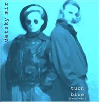 Original Single cover art- Turn Blue (single)