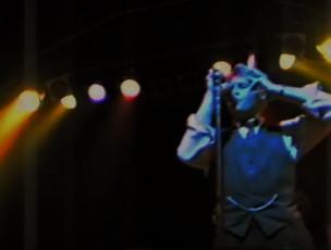 DM in Concert. San Jose? 1992.