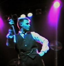 Reid Martin Basso, the career shape-shifting performer and arts producer.