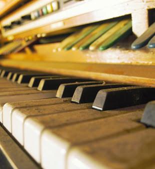Abandoned Organ. 2014