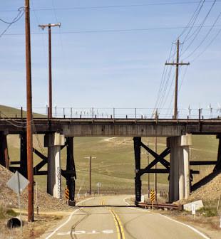 Train Bridge. 2014