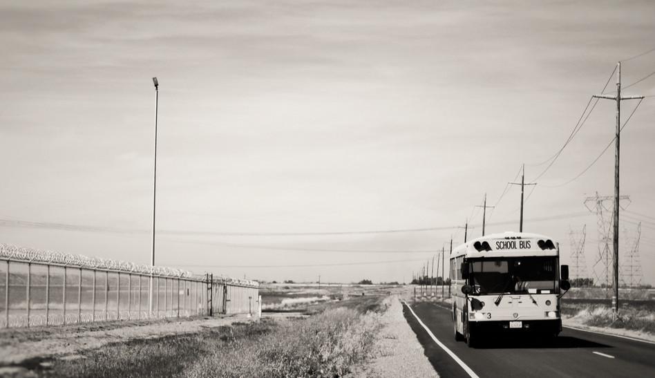 Jail & School Bus. 2014