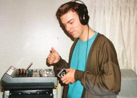 Sid Geeks Out on Analog Tape! 1993