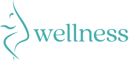 The Wellness Company Logo - Color + Whit