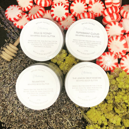 Whipped Body Butter Bundle