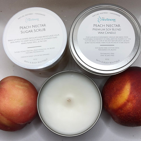 Peach Nectar Bundle