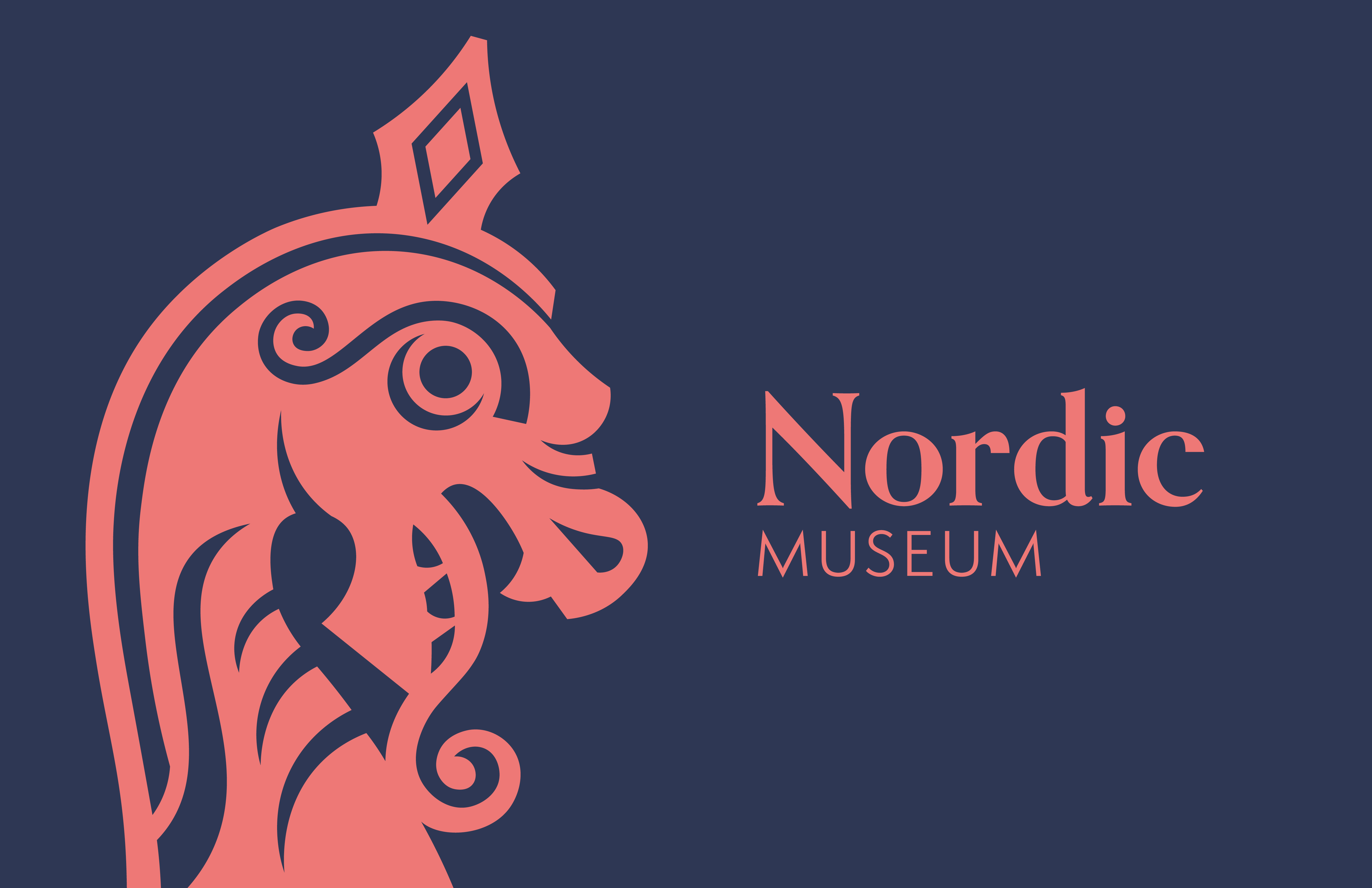 Nordic Museum Rebrand