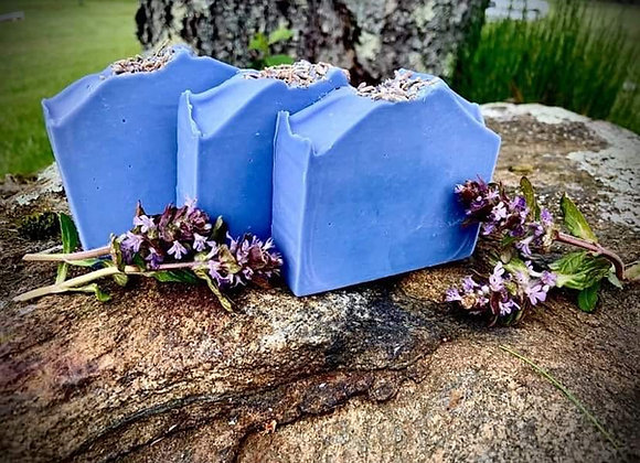 Lavender Bath Bar