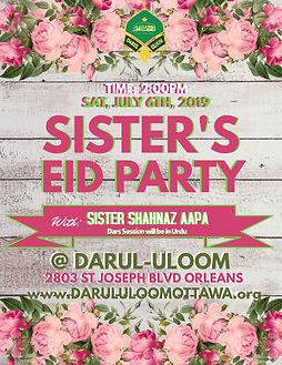 Eid Party with sister shahnaz.jpg
