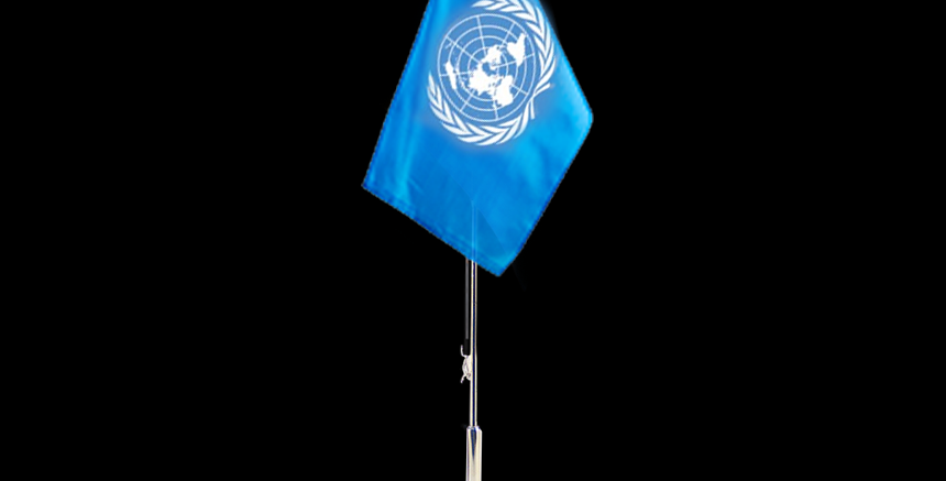 Bordsflagga, FN