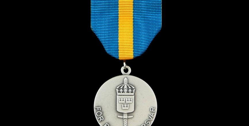 FMGUSM - Försvarets Grundutbildningsmedalj (FMvpl)